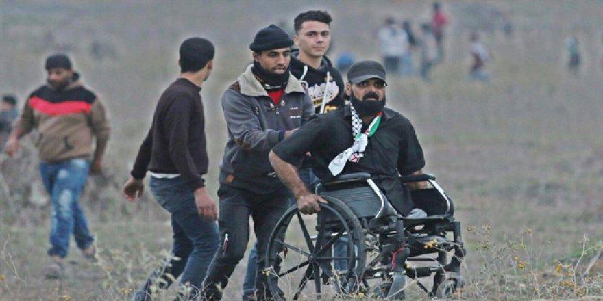 Filistinli Engelli Şehitten Son Sözler: Bu Toprak Bizim Teslim Etmeyeceğiz