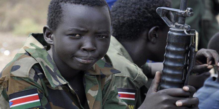 UNICEF'ten Güney Sudan Açıklaması