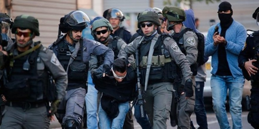 İsrail güçleri, Batı Şeria'daki Hamas yetkililerini gözaltına aldı