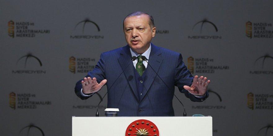 Cumhurbaşkanı Erdoğan: Sünnet ve Siret Olmadan, İslam'ın Yaşanması Mümkün Değildir