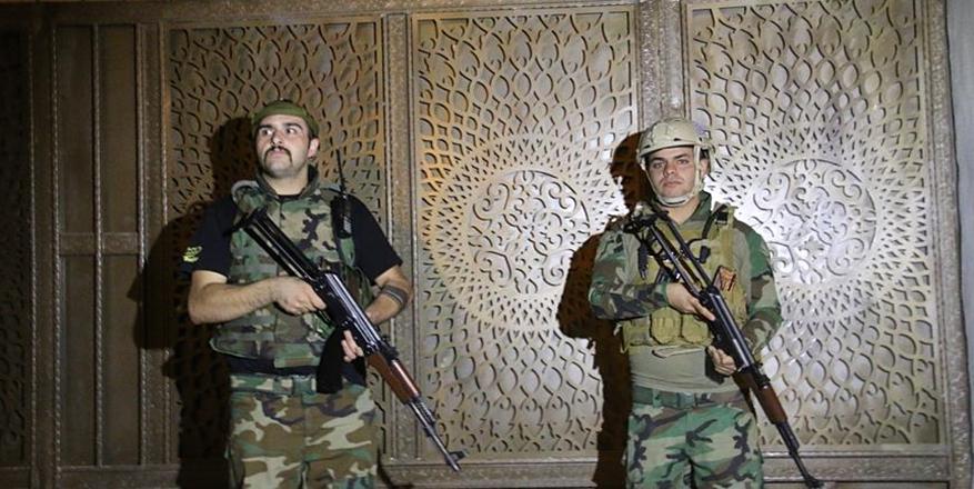 Kerkük'te Irak Türkmen Cephesi Bürolarına Silahlı Saldırı!