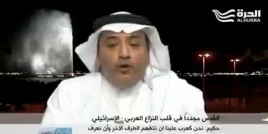 Suudili Akademisyen Kudüs'ü İsrail'in Başkenti İlan Etti
