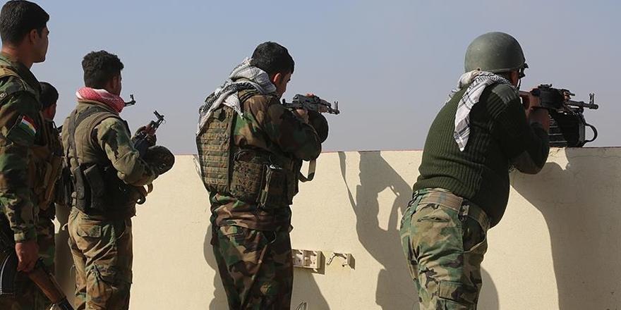 Peşmerge ile IŞİD Arasında Çatışma Çıktı!