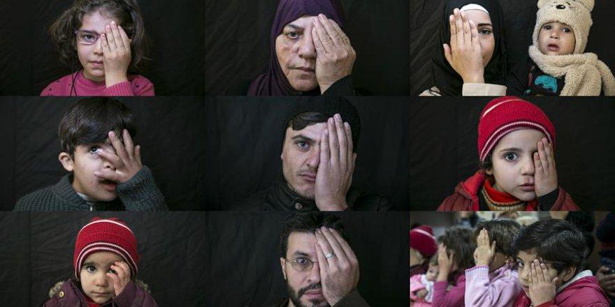 Halepli Yetimlerden Kerim Bebeğe Destek