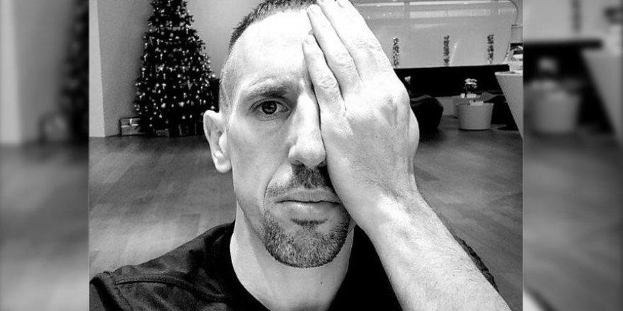 Franck Ribery'den Kerim Bebeğe Destek
