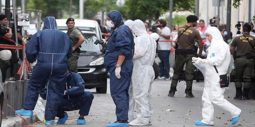 Atina'da Mahkemeye Yönelik Bombalı Saldırı