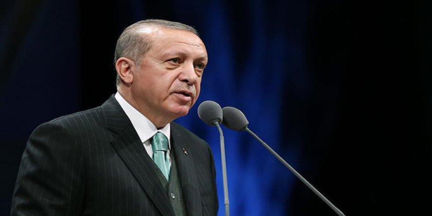 Erdoğan: Yardımcı Doçentlik Kalkıyor