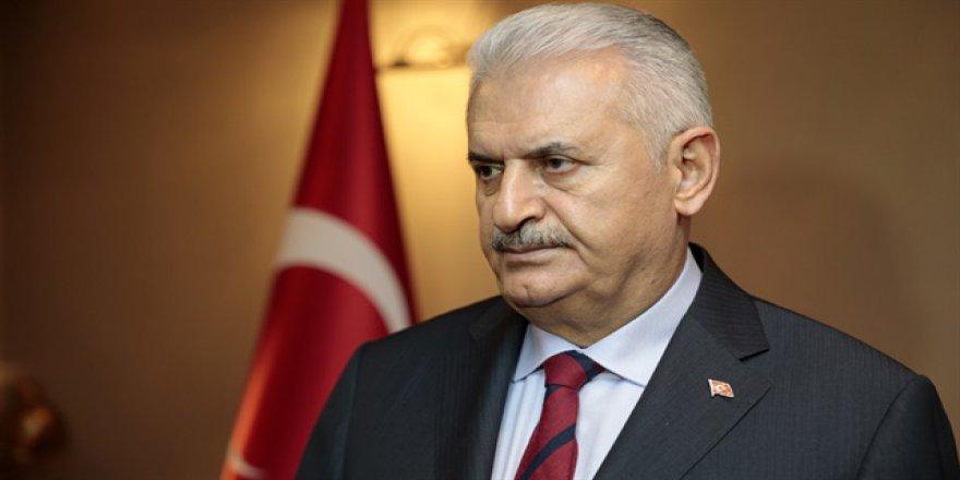 Başbakan Yıldırım'dan OHAL Komisyonu Açıklaması
