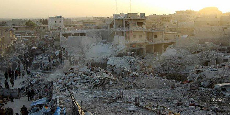 SNHR: Pazar Yeri Katliamını Rusya Yaptı