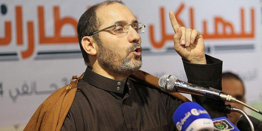 Mukri Yeniden Cezayir'de Barış Toplumu Hareketi Başkanı