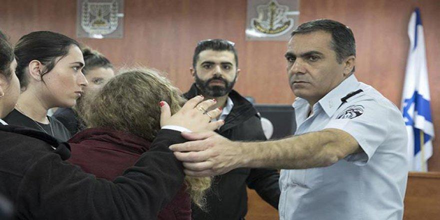 Siyonist Mahkemeden Ahed'in Serbest Bırakılmasına Ret