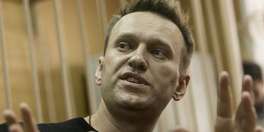 Navalnıy'a 3,5 yıl hapis cezası