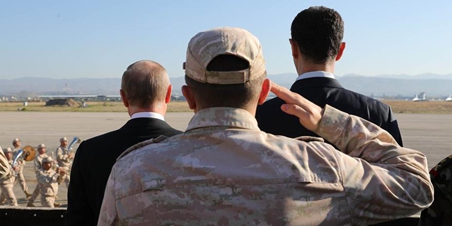 Rusya Suriye'ye Kalıcı Olarak Yerleşmeye Başladı!
