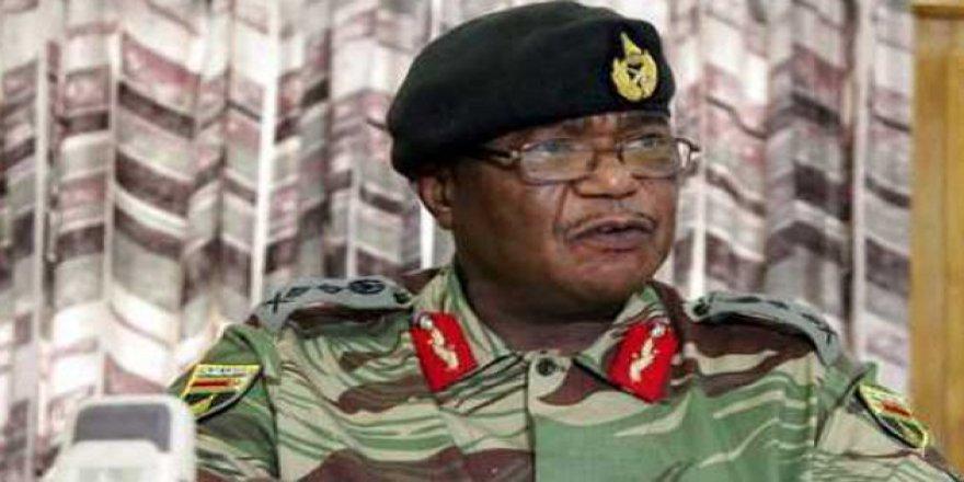 Zimbabve'de Darbeci General Devlet Başkanı Yardımcısı Oldu