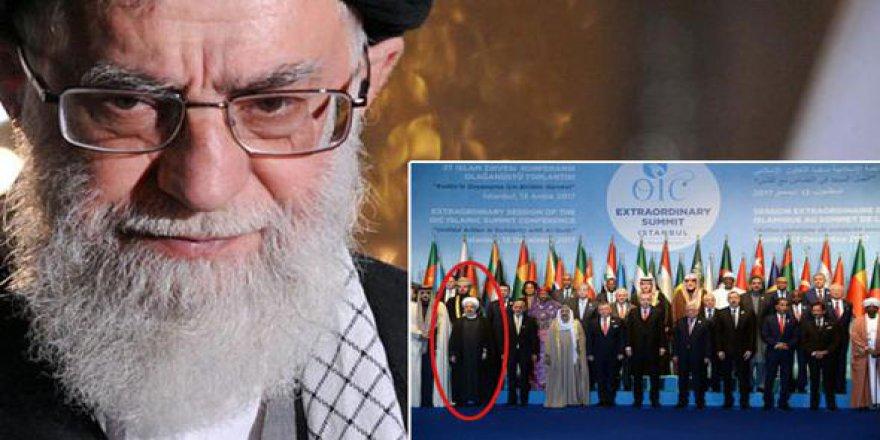 İran'dan İİT'in İstanbul'daki Kudüs Zirvesine Tepki