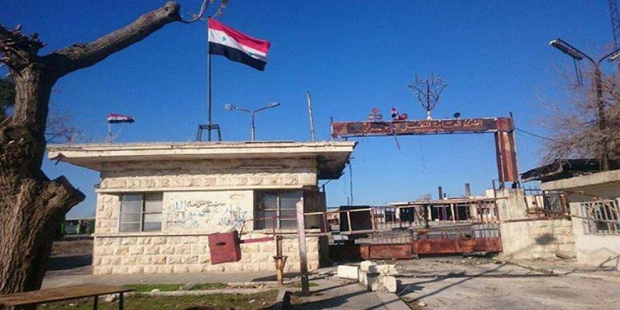 Halep'te Esed Rejimi ile PYD Anlaştı