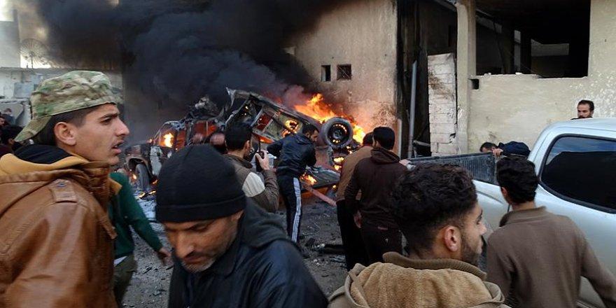 Esed Rejimi İdlib'te Katletmeye Devam Ediyor: 22 Sivil Hayatını Kaybetti