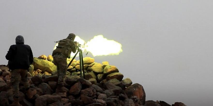 Suriye'nin Kuzeyindeki Çatışmalarda 1500 Rejim Askeri Öldü