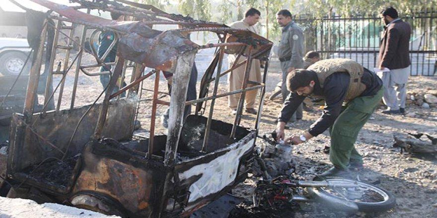 Afganistan'da Cenaze Törenine Saldırı: 15 Ölü
