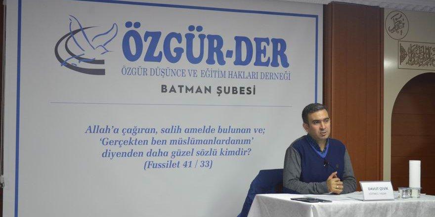 """""""Sünnet, Hadis ve Kur'an Bağlamında Geleneksel ve Modern Tartışmalar"""""""
