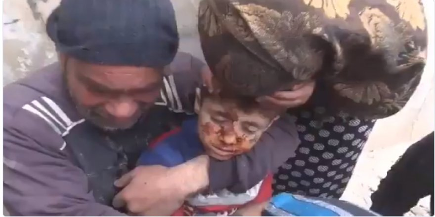 2017'nin Enlerine Giremeyen Suriye'de Katliamlar Sürüyor