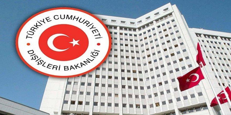 Türkiye, Esed Rejimine Afrin Harekatı Hakkında Nota Verdi