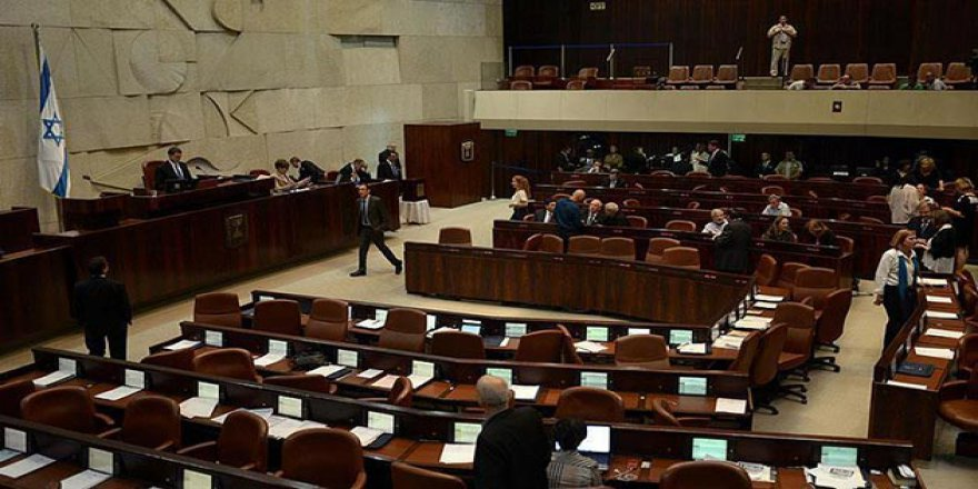 Knesset'ten Doğu Kudüs'teki İşgali Pekiştiren Yasa