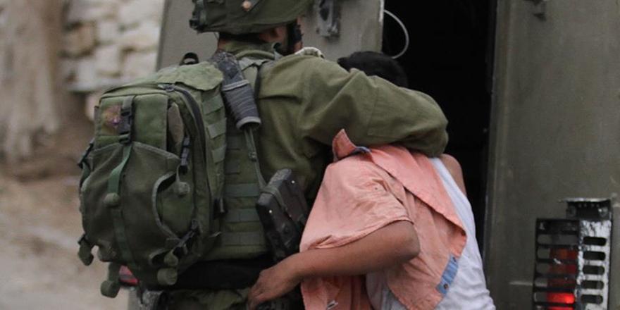 İşgalci İsrail'den Batı Şeria'da 15 Filistinliye Gözaltı!