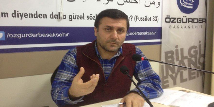 Başakşehir Özgür-Der'de Adalet Konuşuldu