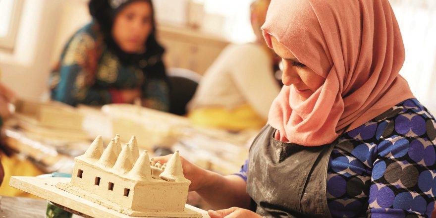 Fatma Şahin: Her Sektörde Suriyeli Katkısı Var