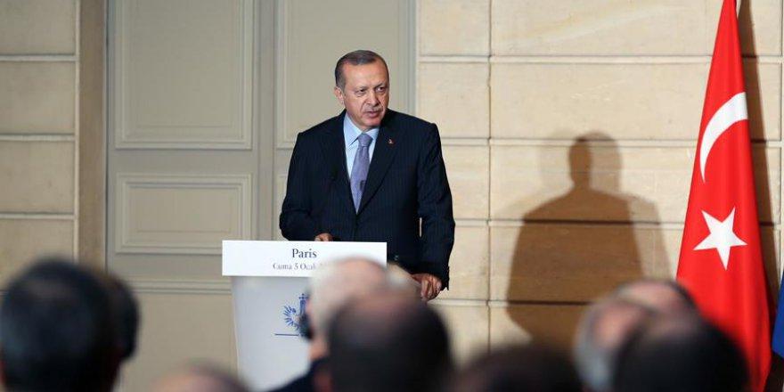 Erdoğan'dan Heniyye'ye Başsağlığı Telefonu