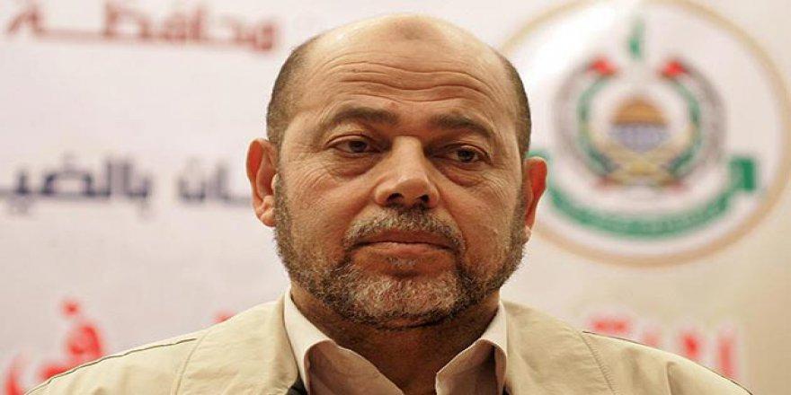Ebu Merzuk: İlhak Planı Filistin Yönetimi'nin Sonu Olacak