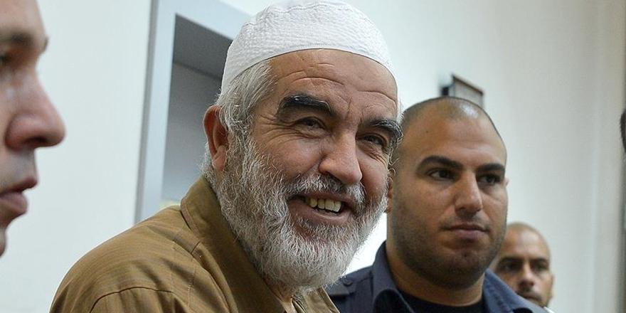 Şeyh Raid Salah'ın Gözaltı Süresi Yeniden Uzatıldı!