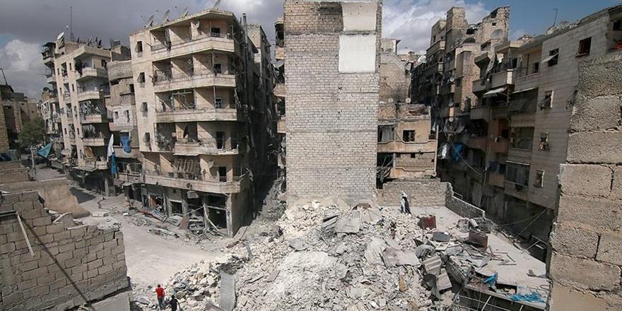 Esed Geçen Yıl 6 Binden Fazla Varil Bombası Kullandı!