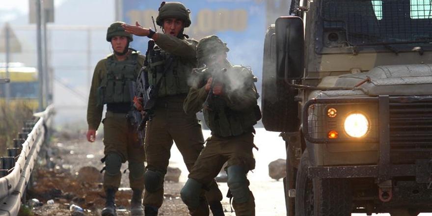 İşgalci Askerler Gazze Sınırında Bir Filistinli Genci Vurdu!