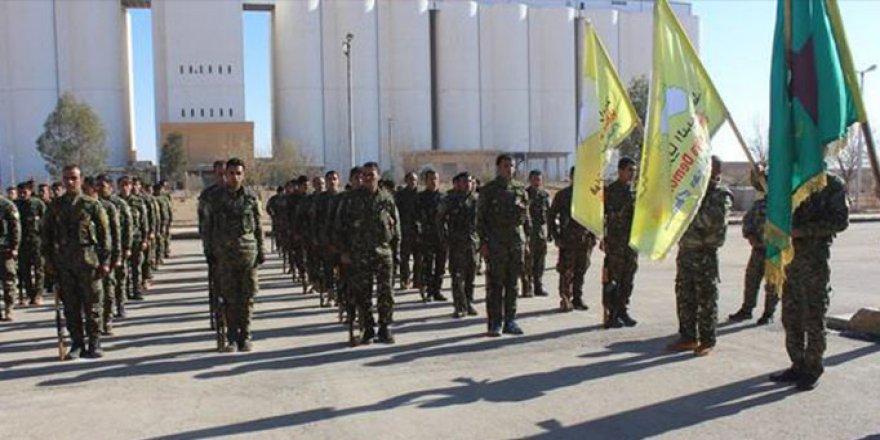 PKK/YPG'ye ABD'nin Desteğiyle Yeni Ordu