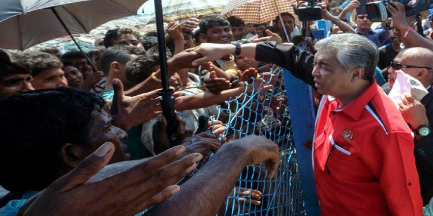 Arakanlı Mülteciler İçin Kimlik ve Vatandaşlık Projesi