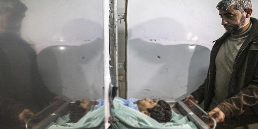 İşgal Güçleri 2 Filistinli Çocuğu Şehit Etti