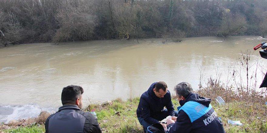 Sakarya Nehrini Kirletenlere 145 Bin 890 Lira Ceza