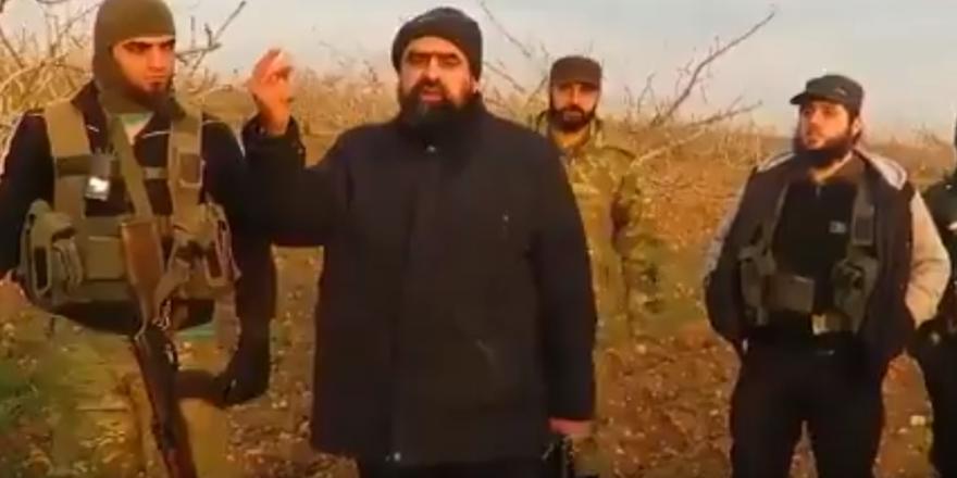 Ahraru'ş-Şam'ın Lideri Hasan Suffan da İdlib'de Cephede!