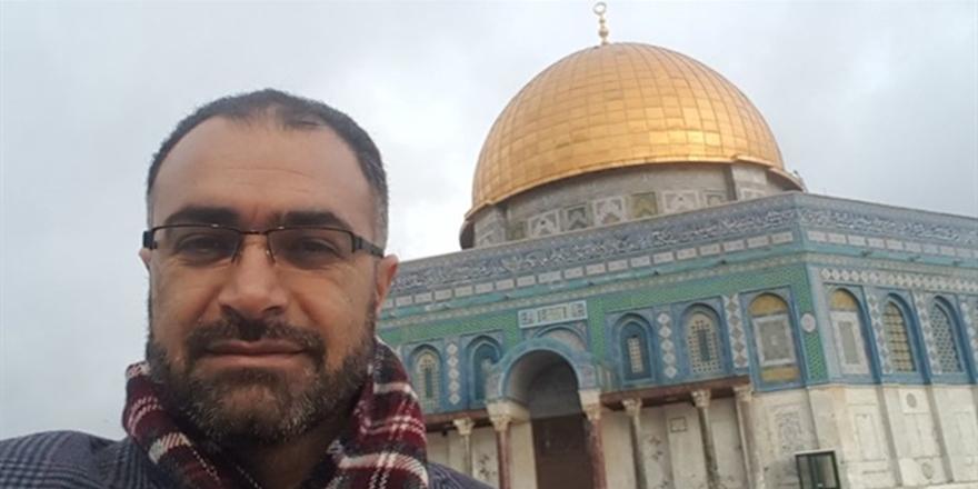 İşgalci İsrail Polisi Cemil Tekeli'yi Alıkoydu!