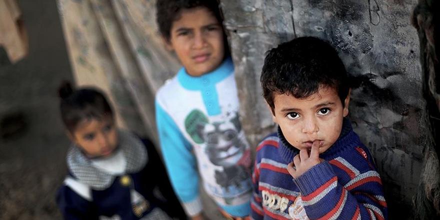 """""""Milyonlarca Filistinli Büyük Bir Tehlike ile Karşı Karşıya"""""""