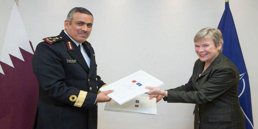 Katar ile NATO Arasında Güvenlik Anlaşması