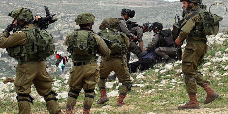İşgalci İsrail 6 Türkiyeliyi Gözaltına Aldı
