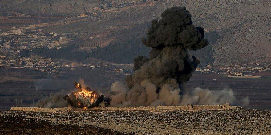 Afrin'e Yönelik 'Zeytin Dalı Harekatı' Başladı