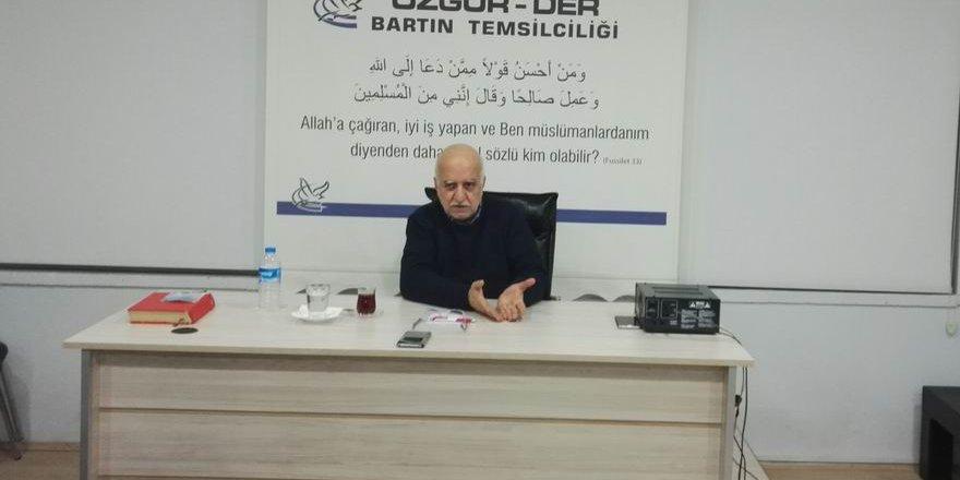 ''Türkiye, Kudüs ve İran'da Son Yaşananlar ve Gelecek''
