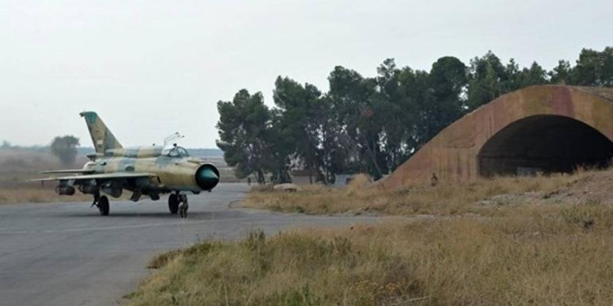 Esed ve İşbirlikçileri Ebu Zuhur Askeri Havaalanı'na Girdi!