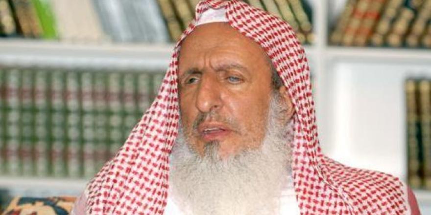 Suudi Arabistanlı Baş Müftü Yöneticilere Siper Oldu!