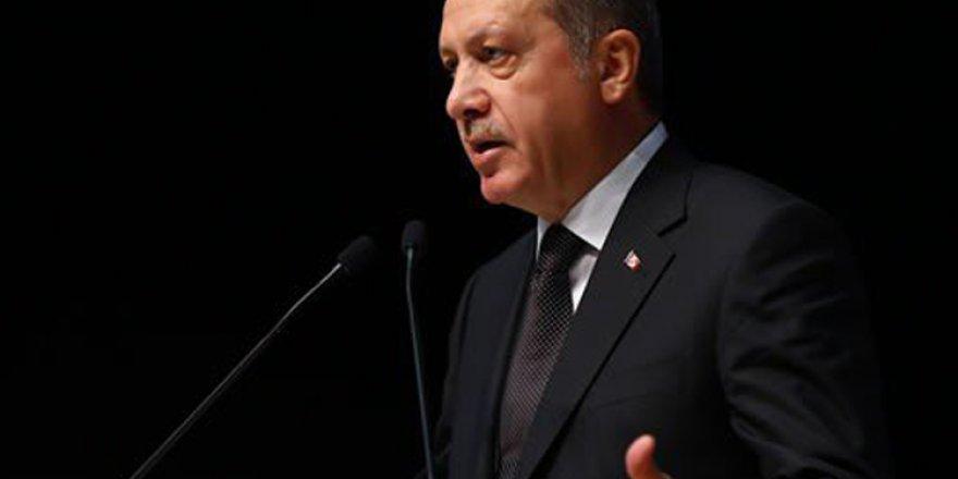 Erdoğan: Türkiye Afrin'de Kürtlere Karşı Değil, Oradaki Terör Örgütüne Karşı Mücadele Ediyor