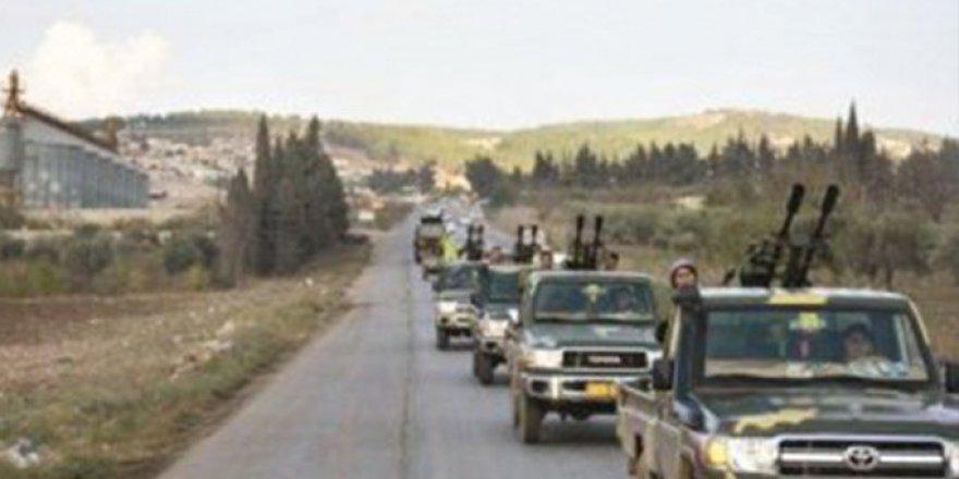 YPG ile IŞİD TSK'ya Karşı Birleşti İddiası